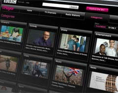 BBC iPlayer - watching TV on the Internet