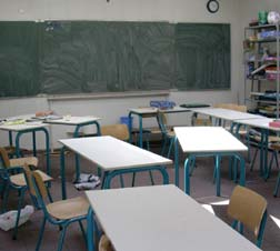 School teachers unable to cope with disruptive pupils