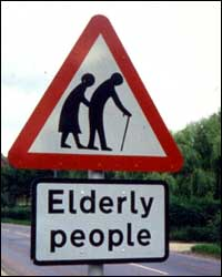 Old Folks Crossing