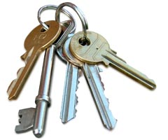House Keys Vaughan
