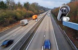 A lorry on the motorway