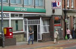 Posting an item at the post office. Proof of posting, recorded delivery and registered mail?