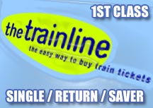 Problems booking train tickets online with theTrainline.com
