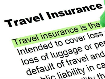 What's the deal with travel insurance these days?