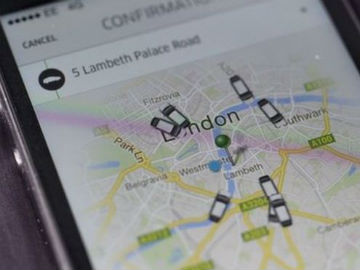 Uber drivers to pass a test in English with TFL - legal challenge